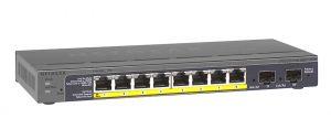 NETGEAR PROSAFE GS110TP (GE 8/8 MNG)