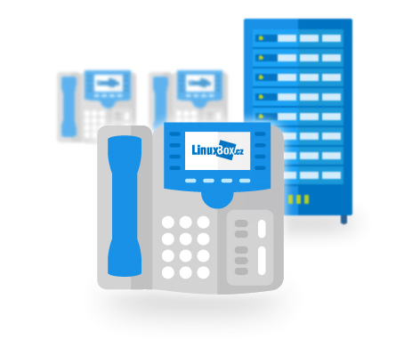 PBX - Telefonní ústředna