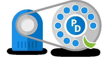 Prediktivní dialer