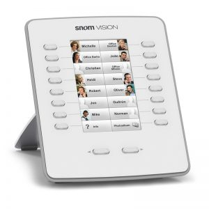 POLYCOM SOUNDPOINT IP BACKLIT EXPANSION MODULE