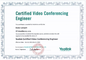 Yealink Network Technology Co.,Ltd.